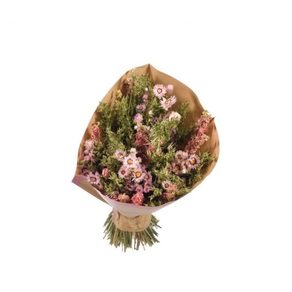 Bouquet L Rose/Vert