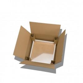 Emballage individuel (sans cale) - Cadre Carré