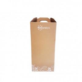 Emballage cadeau terrarium - Taille L